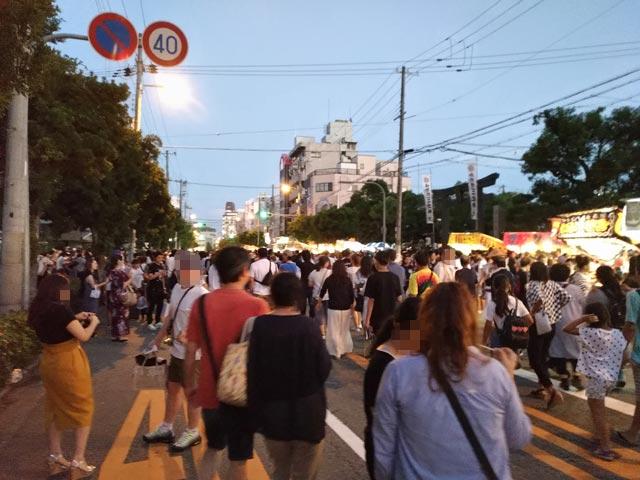 三社神社 夏祭り①